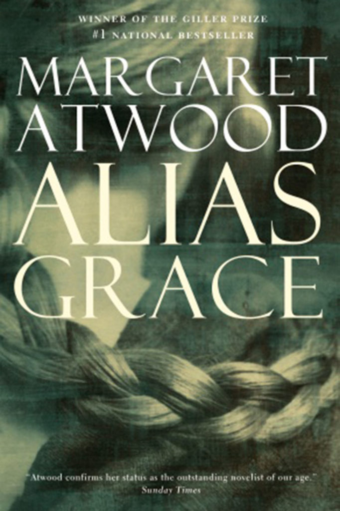 Alias Grace, now a Netflix show