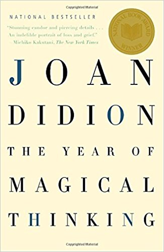 Joan Didion, the Year of Magical Thinking